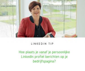 LinkedIn Bedrijfspagina