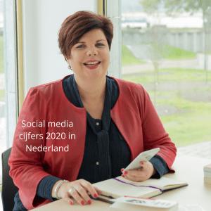 social media cijfers 2020